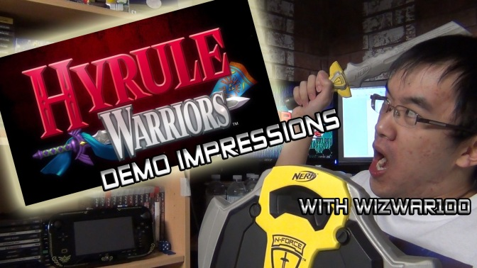 Hyrule Warriors [Demo Impressions]