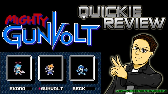 Mighty Gunvolt [Quickie Review]