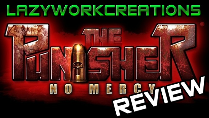 Punisher No Mercy Review
