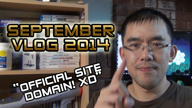 [LWC] Vlog Sept 2014 Update Video