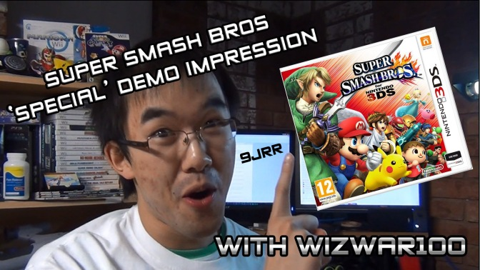 Super Smash Bros 3DS [Demo Impression]