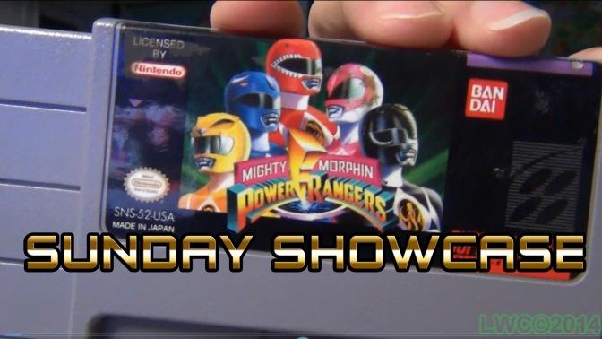 Sunday Showcase: MMPR [SNES]