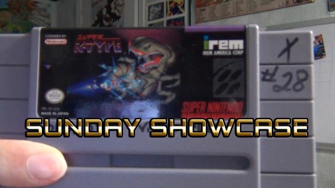 Sunday Showcase: Super R-Type [SNES]