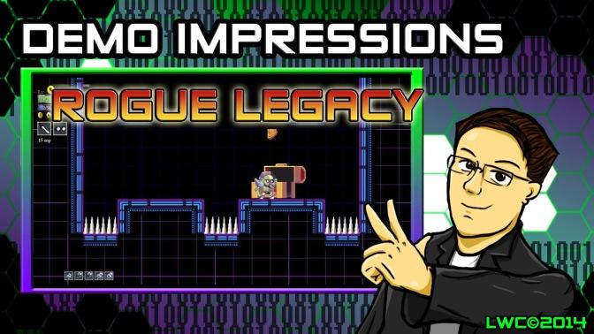 Rogue Legacy [Demo Impressions]
