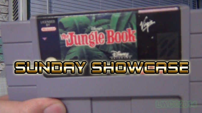Sunday Showcase: Jungle Book [SNES]