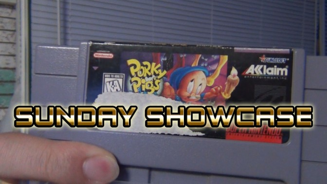 Sunday Showcase: Porky Pig's Haunted Holidays [SNES]