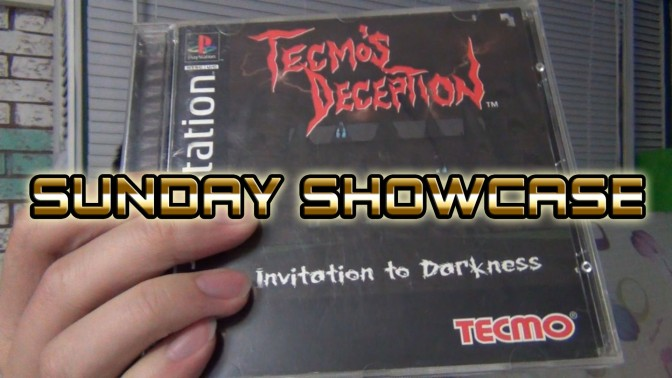 Sunday Showcase: Tecmo's Deception