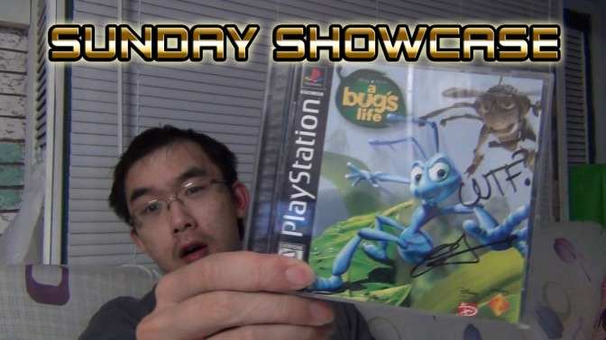 "Sunday Showcase: A Bugs Life[PS1] ""Flik you Twiks"""