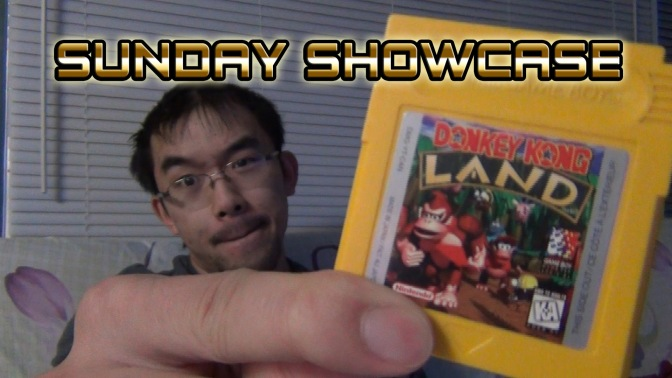 "Sunday Showcase: Donkey Kong Land[GB] ""Why I never owned it before"""