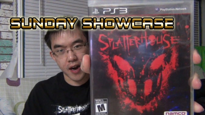 Sunday Showcase: Splatterhouse[PS3] – Sexy Photo Search!