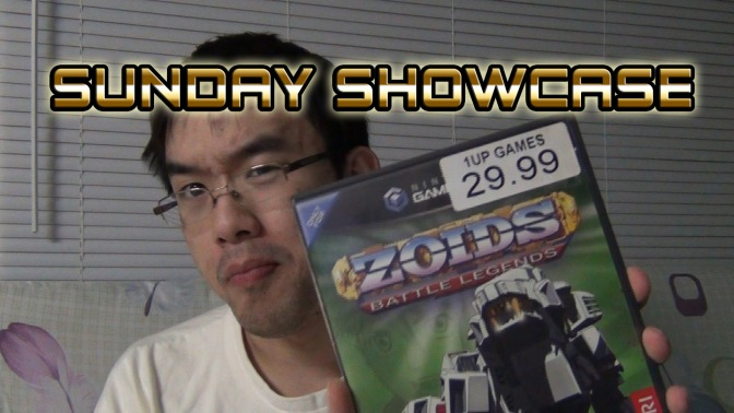 "Zoids Battle Legends [NGC] – Sunday Showcase ""Damn Furnace"""