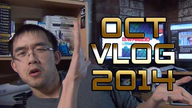 [LWC] OCT Vlog 2014 Update Video