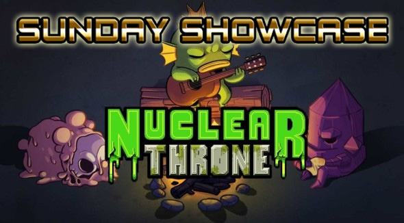 "Nuclear Throne [PC] – Sunday Showcase ""So close to the Throne!"""