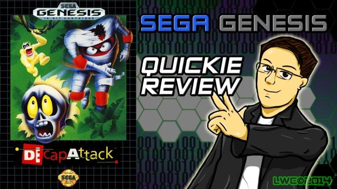 Decap Attack – Sega Genesis Quickie [Season 2 Debut]