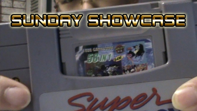 "Sonic 3D Blast 5 & Puzzle Road – Sunday Showcase ""2 in 1"""