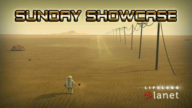 """Lifeless Planet (PC) – Sunday Showcase """"I'm a Gamer! Not a Scientist!"""""""
