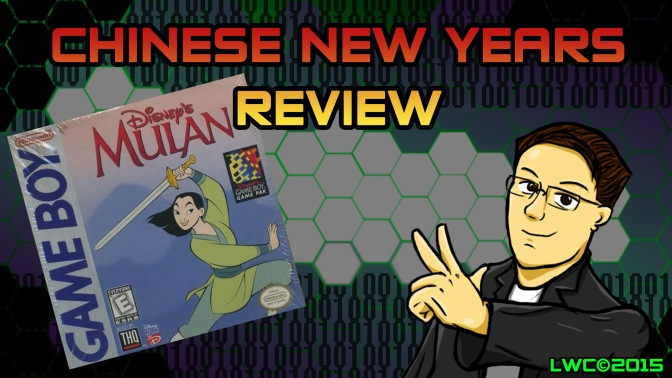 Disney's Mulan [Gameboy] – Chinese New Years Review