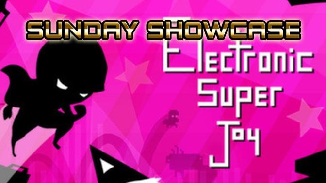 Electric Super Joy[PC] – Sunday Showcase