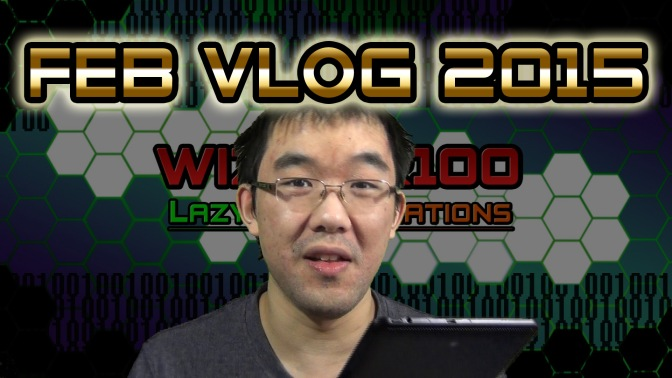 FEB Vlog 2015 – WizWar100