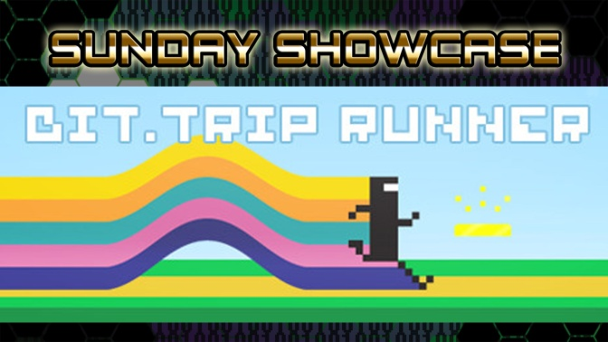 Bit Trip Runner[PC] – Sunday Showcase