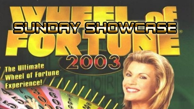 Wheel of Fortune 2003[PC] – Sunday Showcase