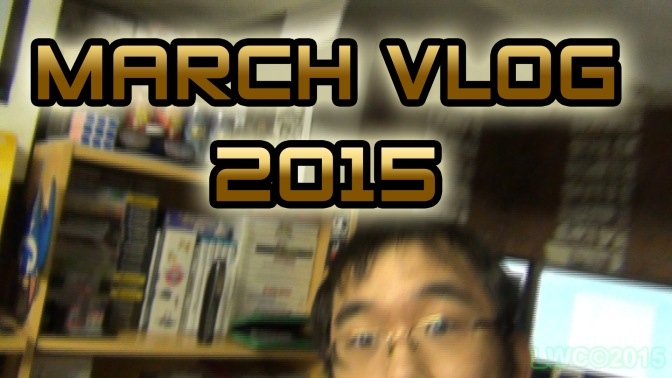 "Mar Vlog 2015 – ""Marching Late into April"""