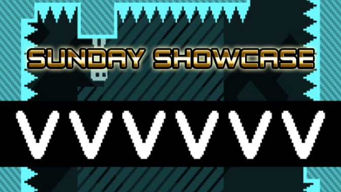 "VVVVVV [PC] – Sunday Showcase ""Crew of Dumbasses"""