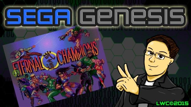 Eternal Champions – Sega Genesis Quickie