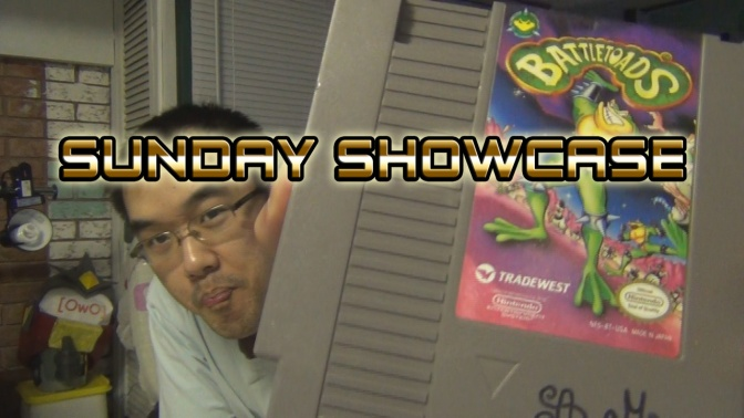 "Battletoads(NES) – Sunday Showcase Finale(?) ""Toadally not difficult"""