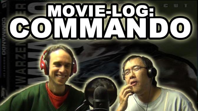 Movie-log: Commando