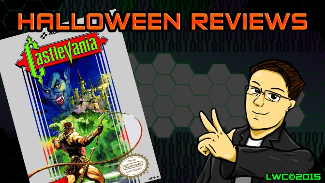 Halloween Reviews: Castlevania NES