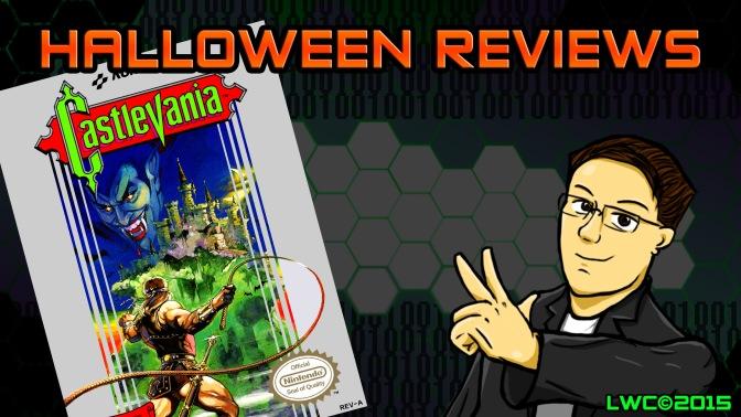 Halloween Reviews: Castlevania NES