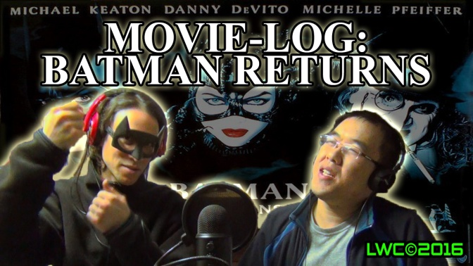Batman Returns Movie-log