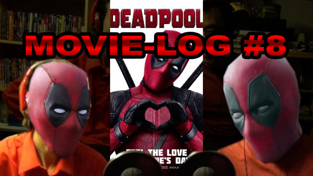 Movie-Log #8 – Deadpool[1080HD]