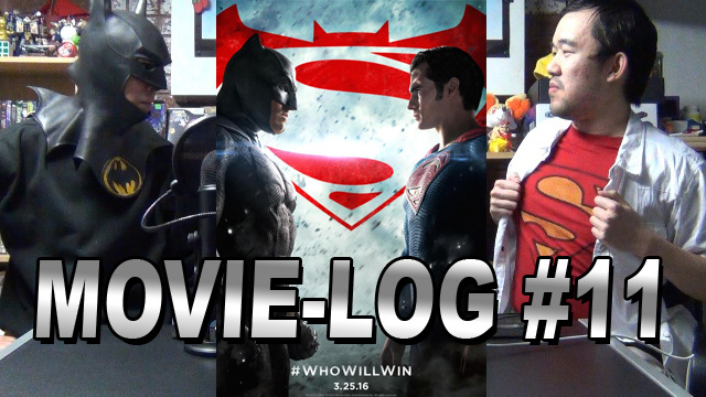 Movie-Log # 11 – Batman v Superman Dawn of Justice[1080HD]