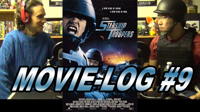Movie-Log #9 – Starship Trooper[1080HD]