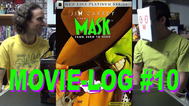 Movie-Log #10 – The Mask[1080]