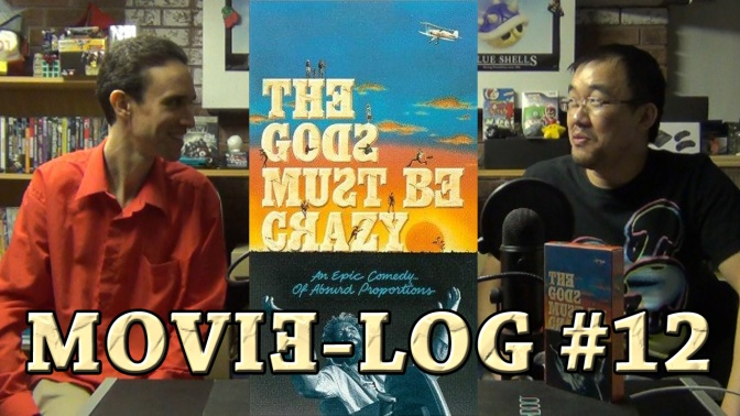 Movie-Log # 12 – Gods Must Be Crazy[1080HD]