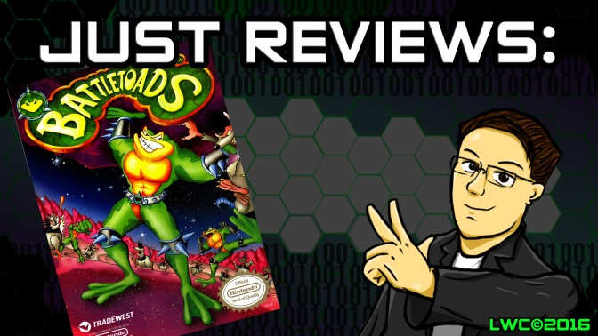 Just Reviews: Battletoads