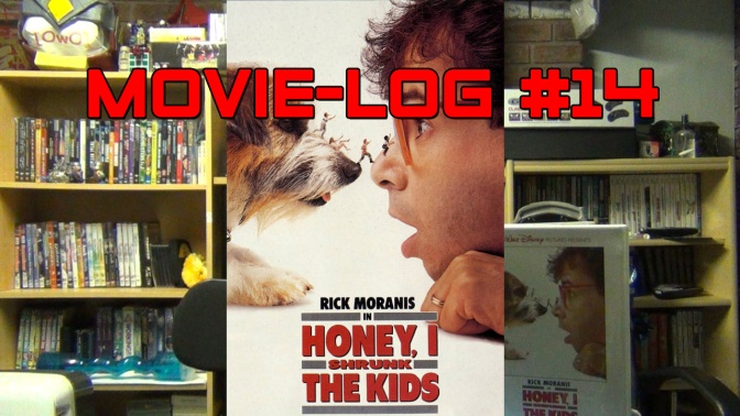 Movie-Log # 14 – Honey I Shrunk the Kids[1080HD]
