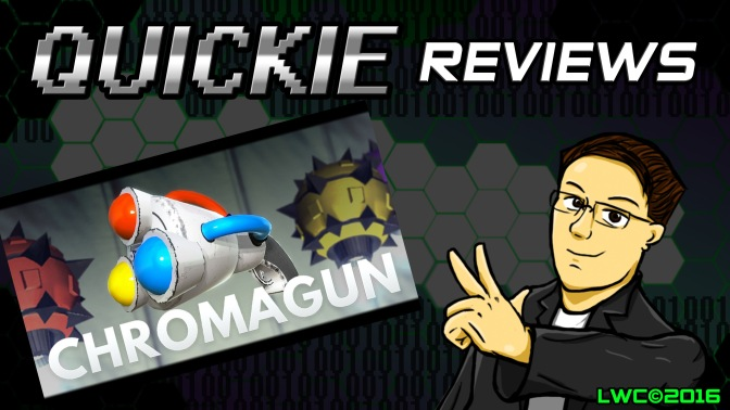 ChromaGun(PC) Quickie Review