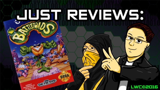Just Reviews: Battletoads Genesis(Feat. ManyNinjas)