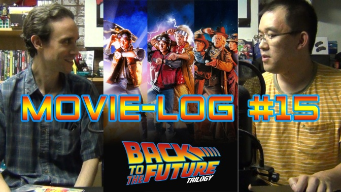 Movie-Log # 15 – Back to the Future[1080HD]
