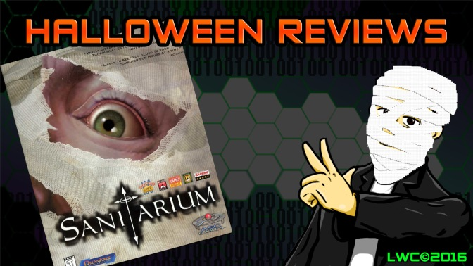 Halloween Review Sanitarium
