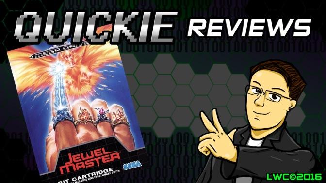 Jewel Master – Sega Genesis Quickie[Season 3 Premier]