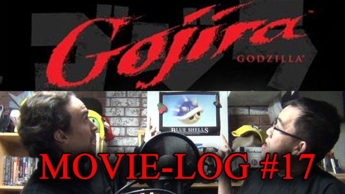 Movie-Log # 17 – Gojira and Others[1080HD]