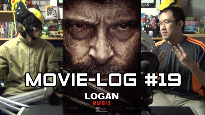 Movie-Log # 19 – Logan[1080HD]