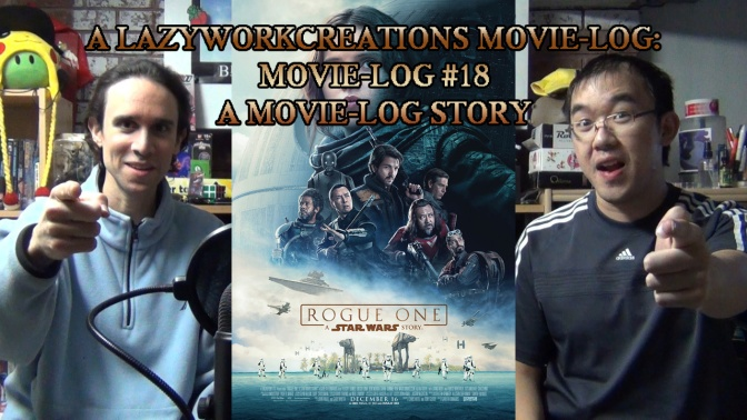Movie-Log # 18 – Star Wars Rogue One[1080HD]