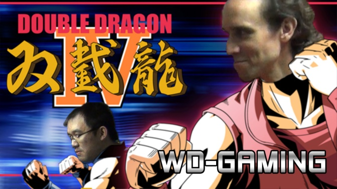 WD-Gaming: Double Dragon 4(PS4, PC)